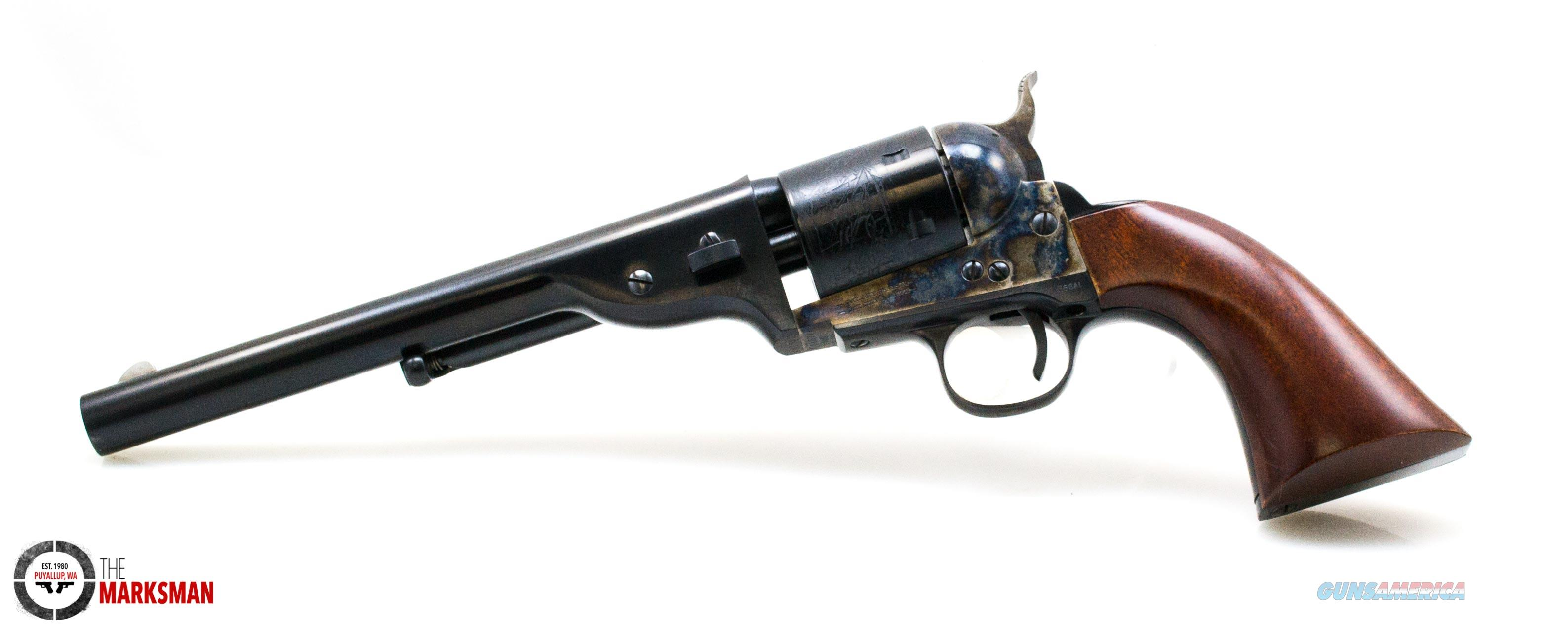 "Cimarron 1872 Open Top Army, .38 Special, 7.5"" Barrel   Guns > Pistols > Cimmaron Pistols"