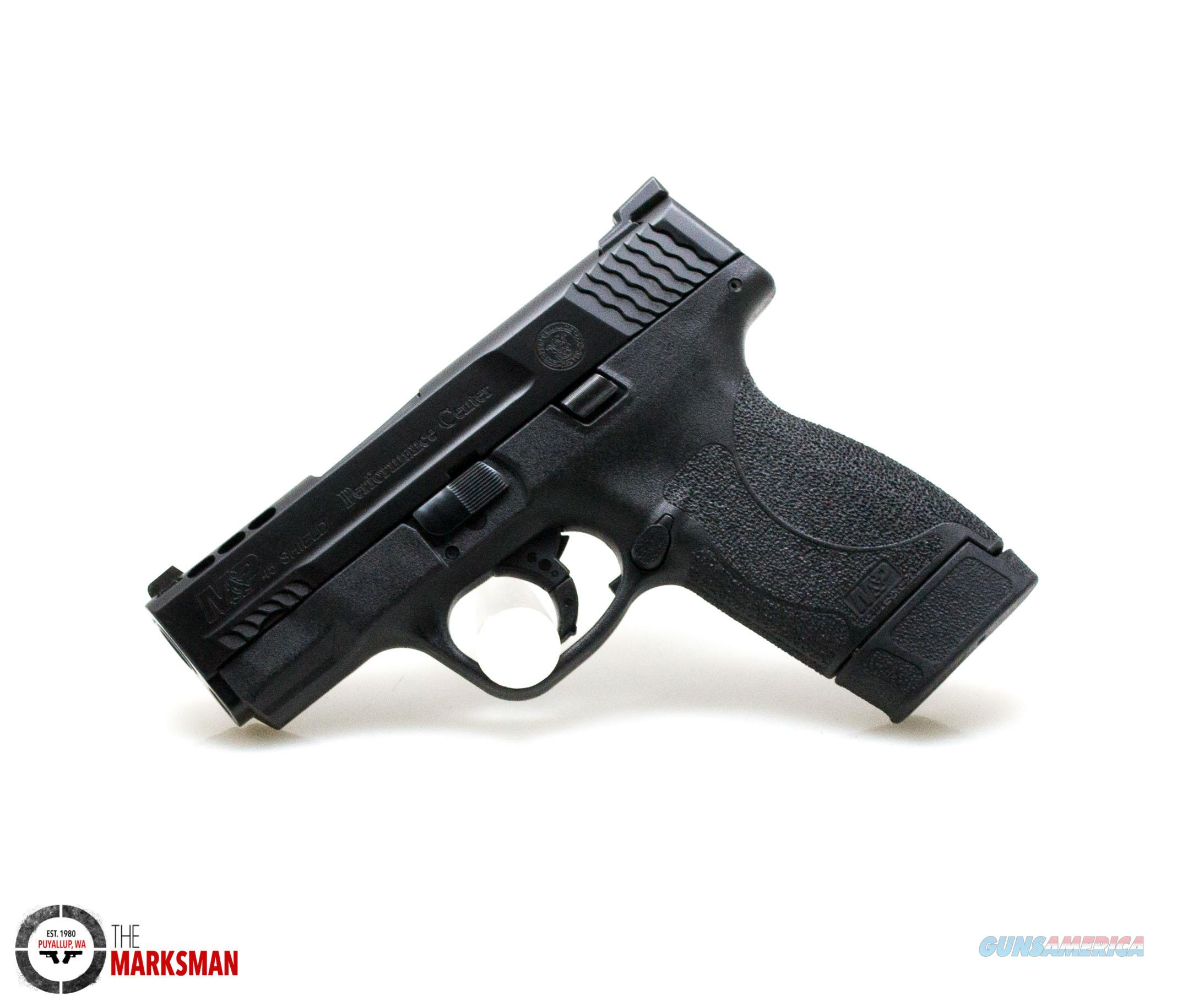 Smith & Wesson M&P45 Shield, .45 ACP, Ported with Tritium Night Sights, Free Shipping  Guns > Pistols > Smith & Wesson Pistols - Autos > Shield