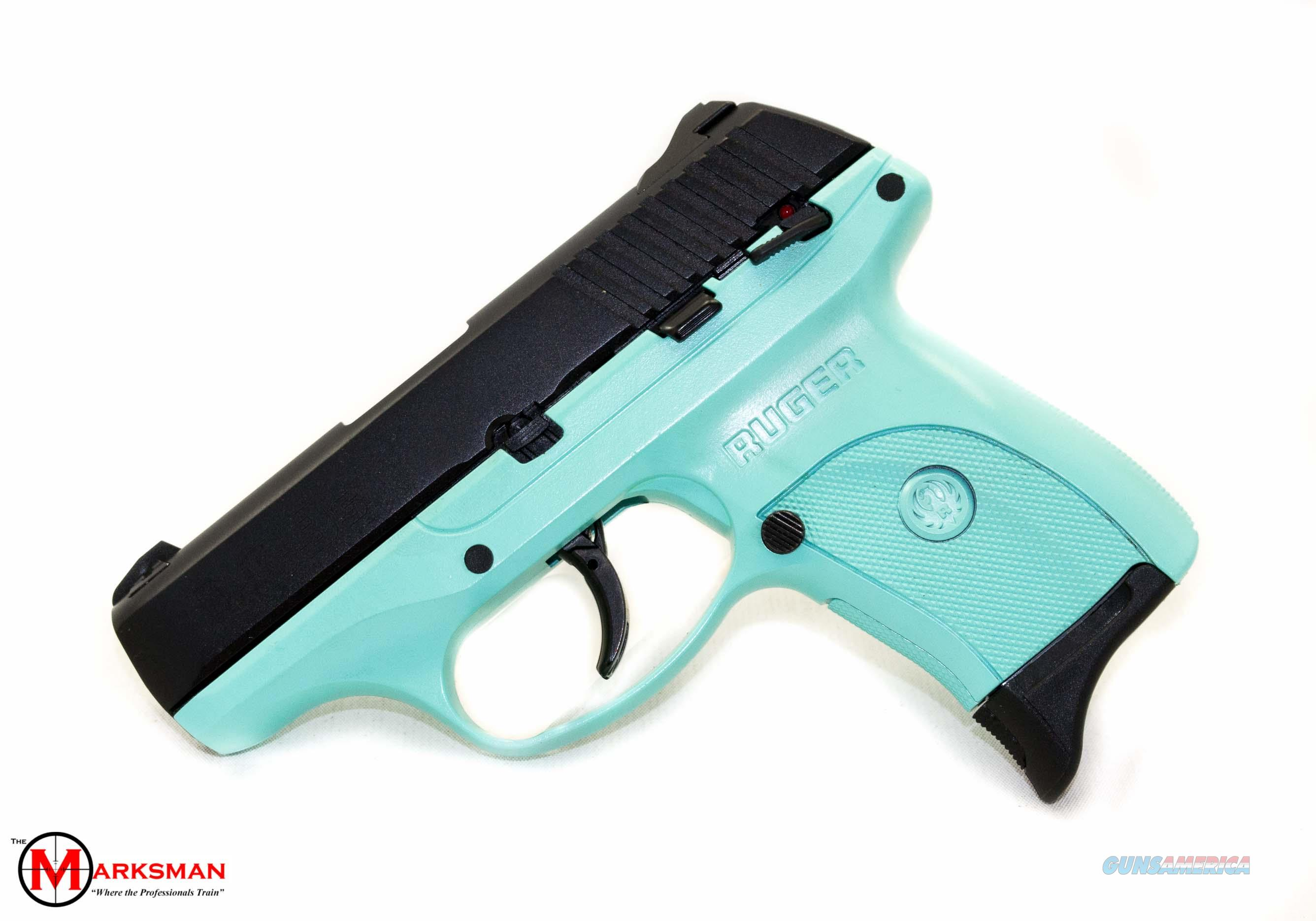 Ruger Turquoise LC9s 9mm Talo Exclusive NEW  Guns > Pistols > Ruger Semi-Auto Pistols > LC9