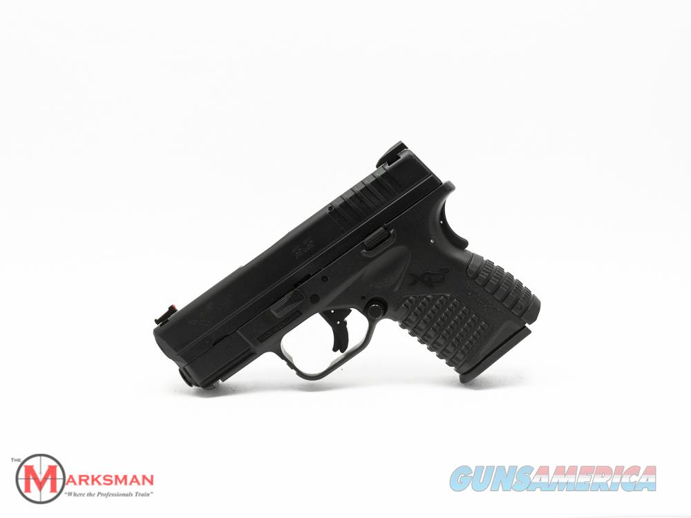 Springfield XDS 9mm NEW XDS9339BE  Guns > Pistols > Springfield Armory Pistols > XD-S