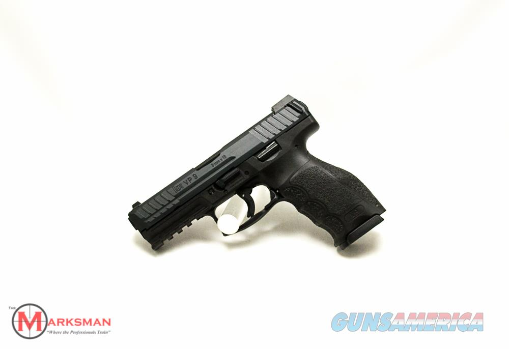 Heckler and Koch VP9 9mm Night Sights  Guns > Pistols > Heckler & Koch Pistols > Polymer Frame