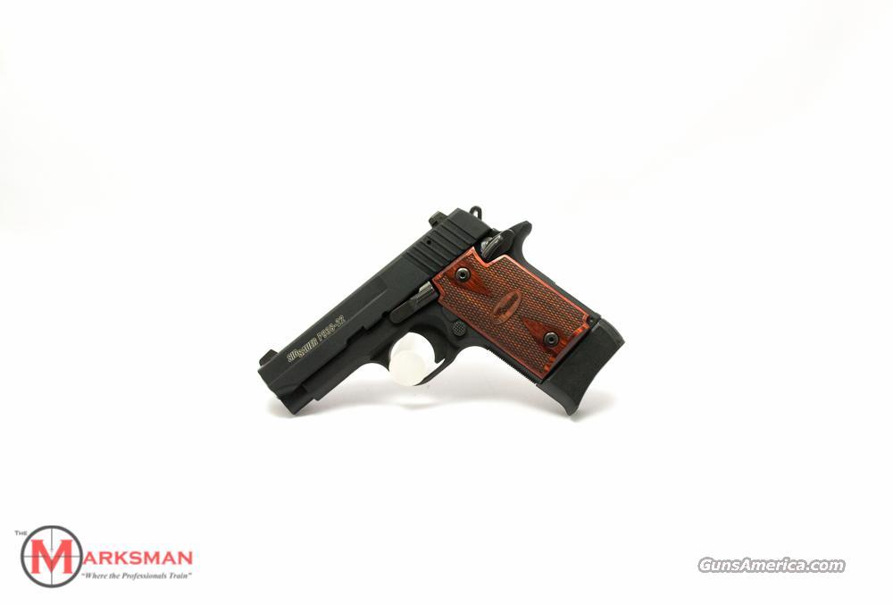 Sig Sauer P938 Rosewood .22 lr NEW  Guns > Pistols > Sig - Sauer/Sigarms Pistols > Other