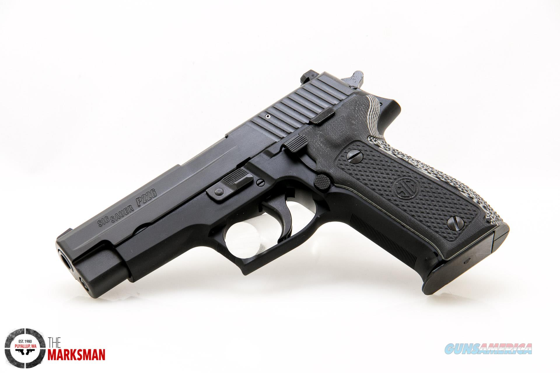Sig Sauer P226 Classic Carry, 9mm NEW Three Magazines  Guns > Pistols > Sig - Sauer/Sigarms Pistols > P226