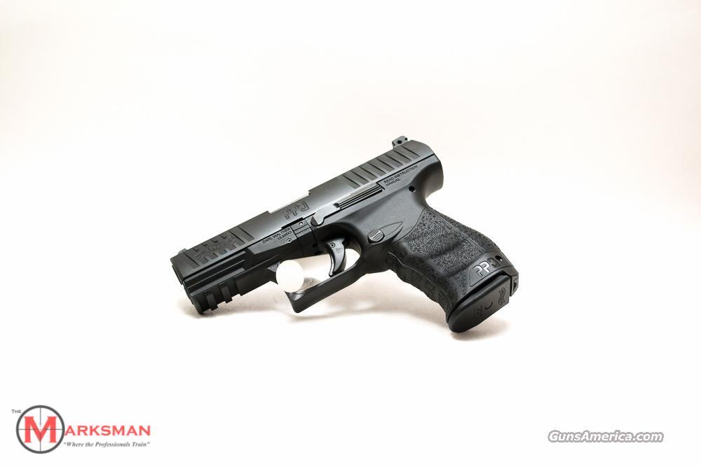 "Walther PPQ M2, 9mm  4"" NEW 2796066  Guns > Pistols > Walther Pistols > Post WWII > P99/PPQ"