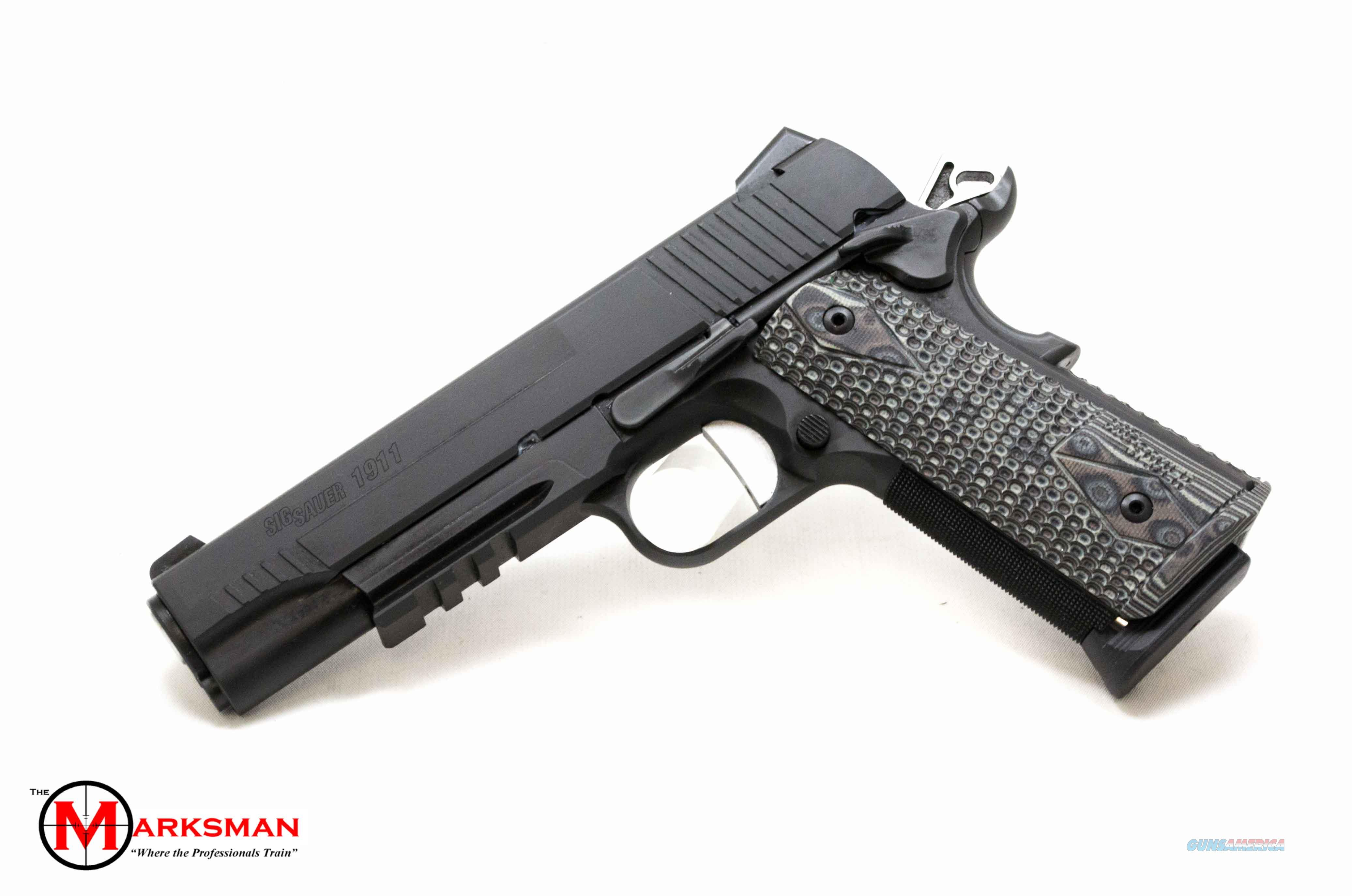 Sig Sauer 1911 Extreme, .45 ACP NEW 1911R-45-XTM-BLKGRY  Guns > Pistols > Sig - Sauer/Sigarms Pistols > 1911
