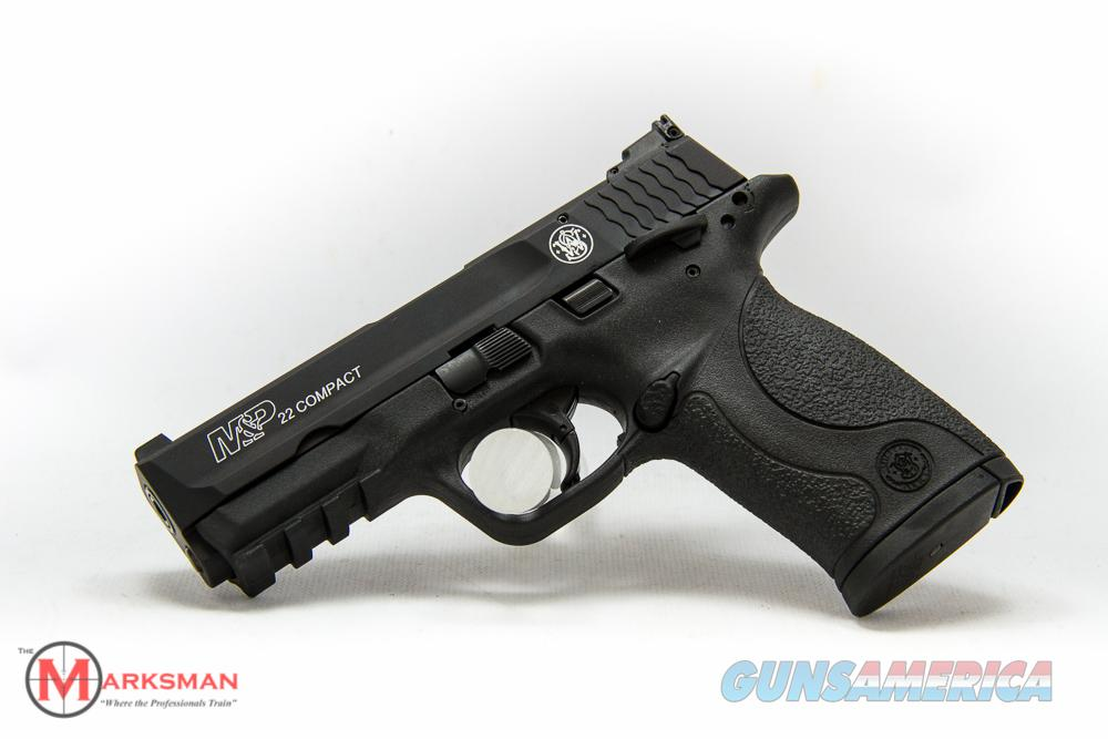 Smith and Wesson M&P 22 Compact .22 lr NEW 108390  Guns > Pistols > Smith & Wesson Pistols - Autos > .22 Autos