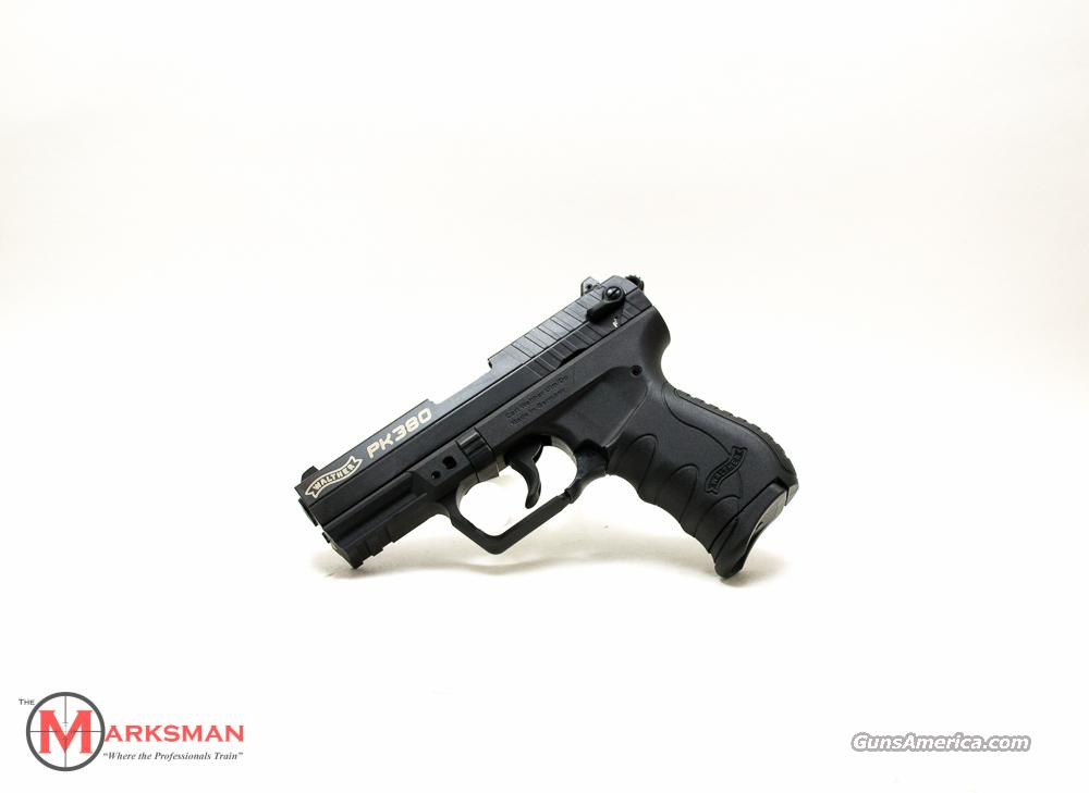 Walther PK380 .380 ACP New 5050308  Guns > Pistols > Walther Pistols > Post WWII > PK380