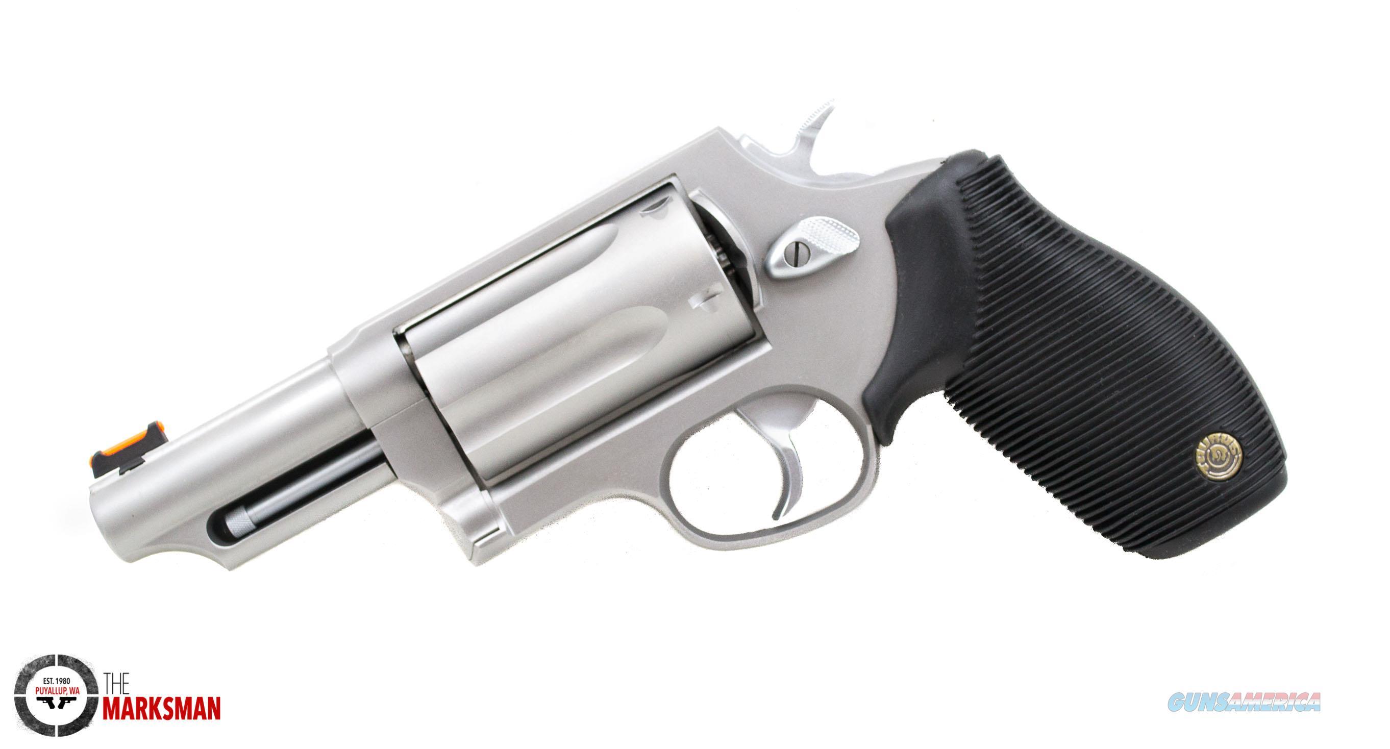 "Taurus Judge, .410/.45 Colt, 3"" Barrel   Guns > Pistols > Taurus Pistols > Revolvers"