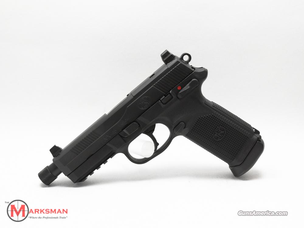 FNH FNX-45 Tactical .45 ACP NEW FN 45 FNX 45ACP  Guns > Pistols > FNH - Fabrique Nationale (FN) Pistols > FNP