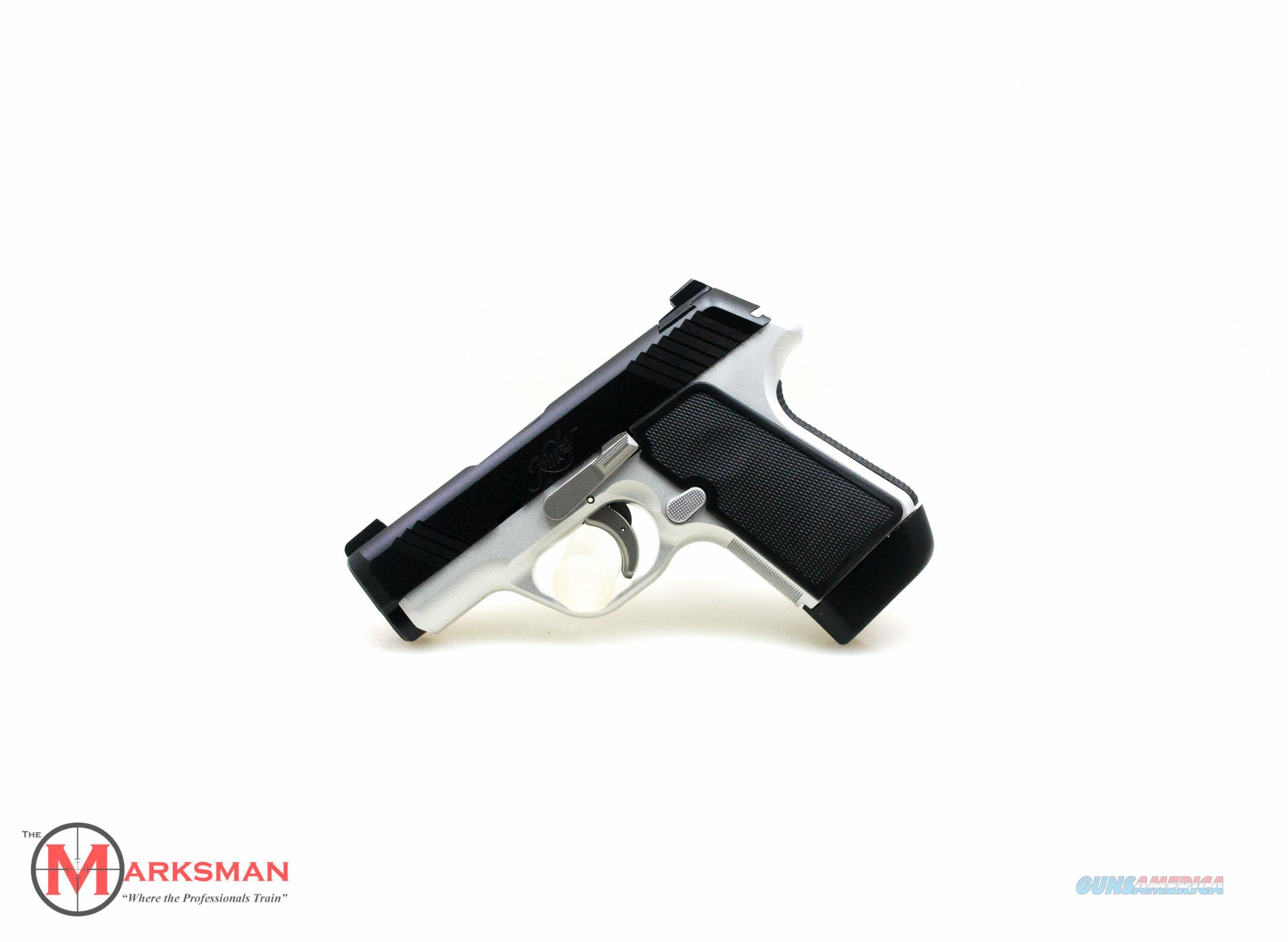 Kimber Evo SP Two Tone, 9mm, Night Sights Free Shipping  Guns > Pistols > Kimber of America Pistols > Micro 9