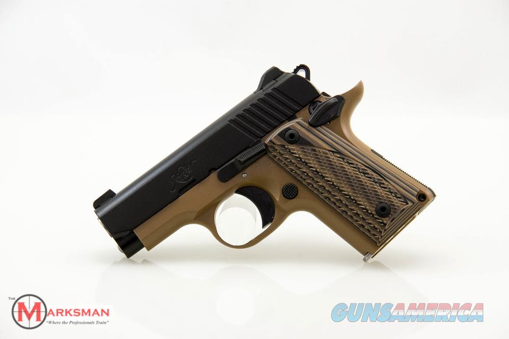 Kimber Micro Desert Night .380 ACP NEW Guns > Pistols >  Kimber of America Pistols > Micro