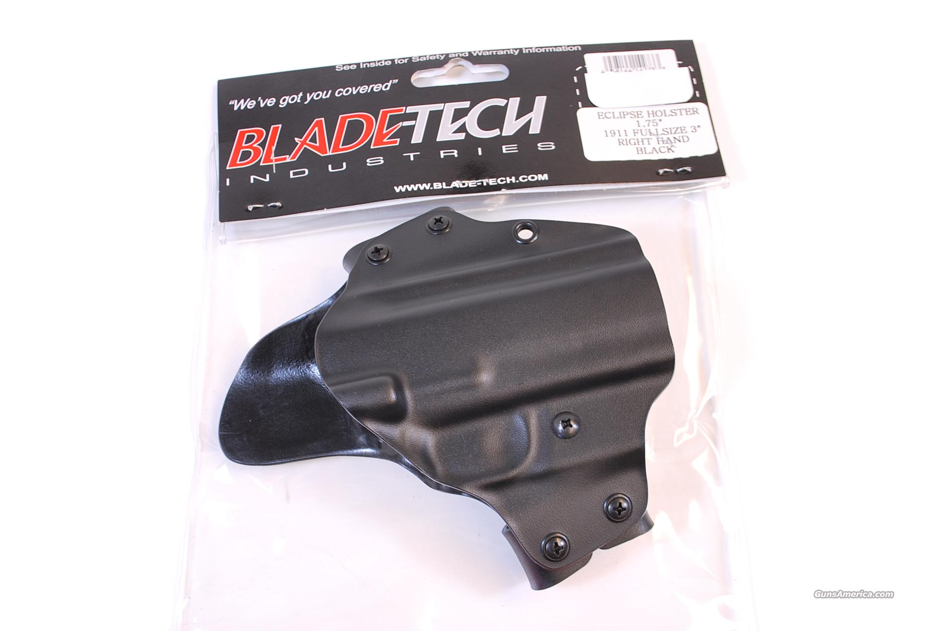 "Blade Tech Belt Holster 1911 3"" NEW  Non-Guns > Holsters and Gunleather > Concealed Carry"
