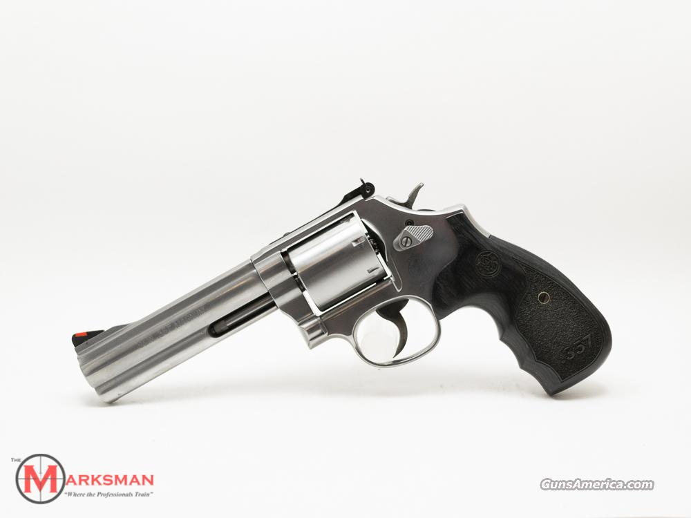 "Smith and Wesson 686 Plus 357 Magnum Talo Exclusive 5""   Guns > Pistols > Smith & Wesson Revolvers > Full Frame Revolver"