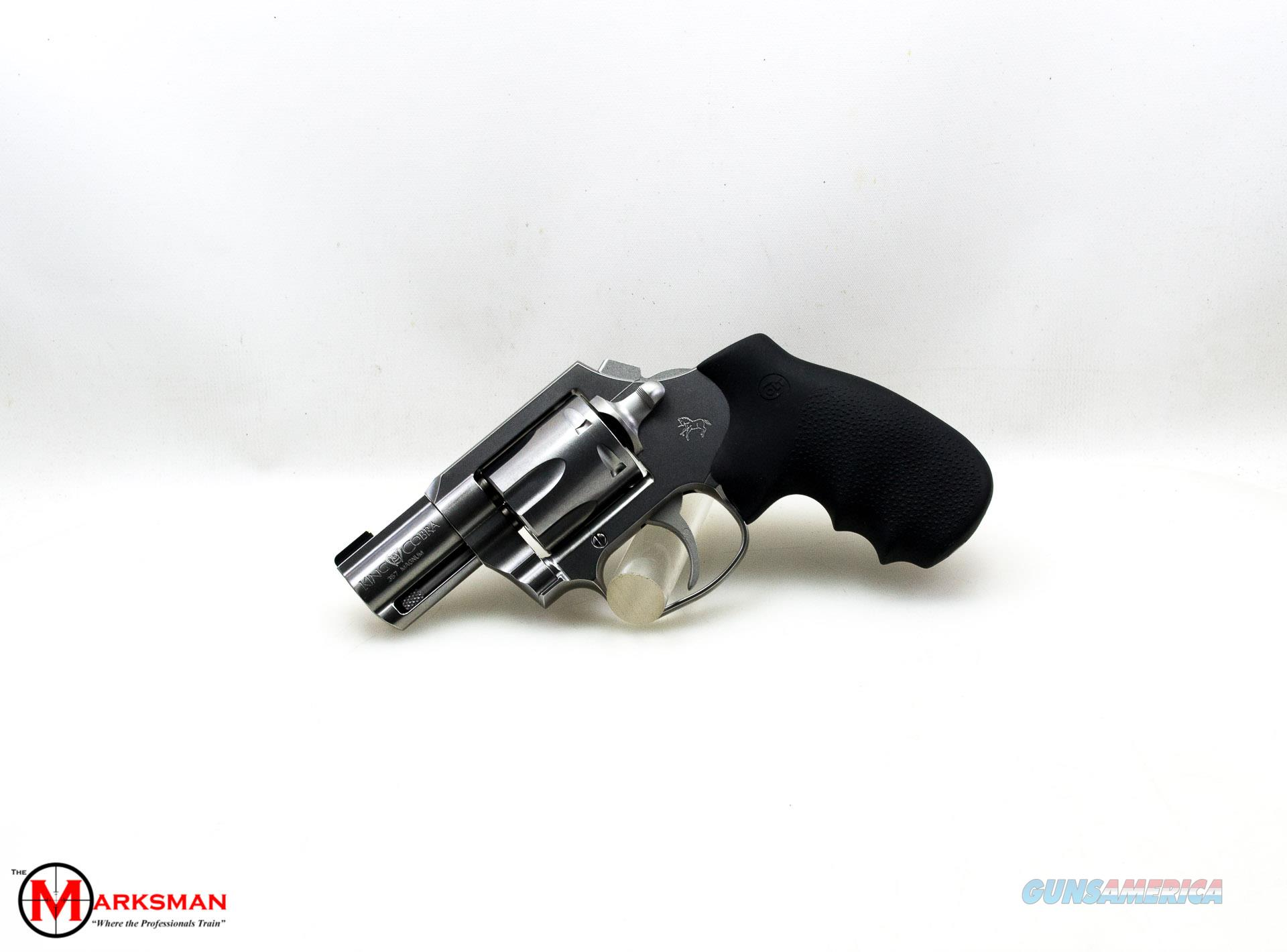 Colt King Cobra Carry, .357 Magnum NEW Double Action Only  Guns > Pistols > Colt Double Action Revolvers- Modern