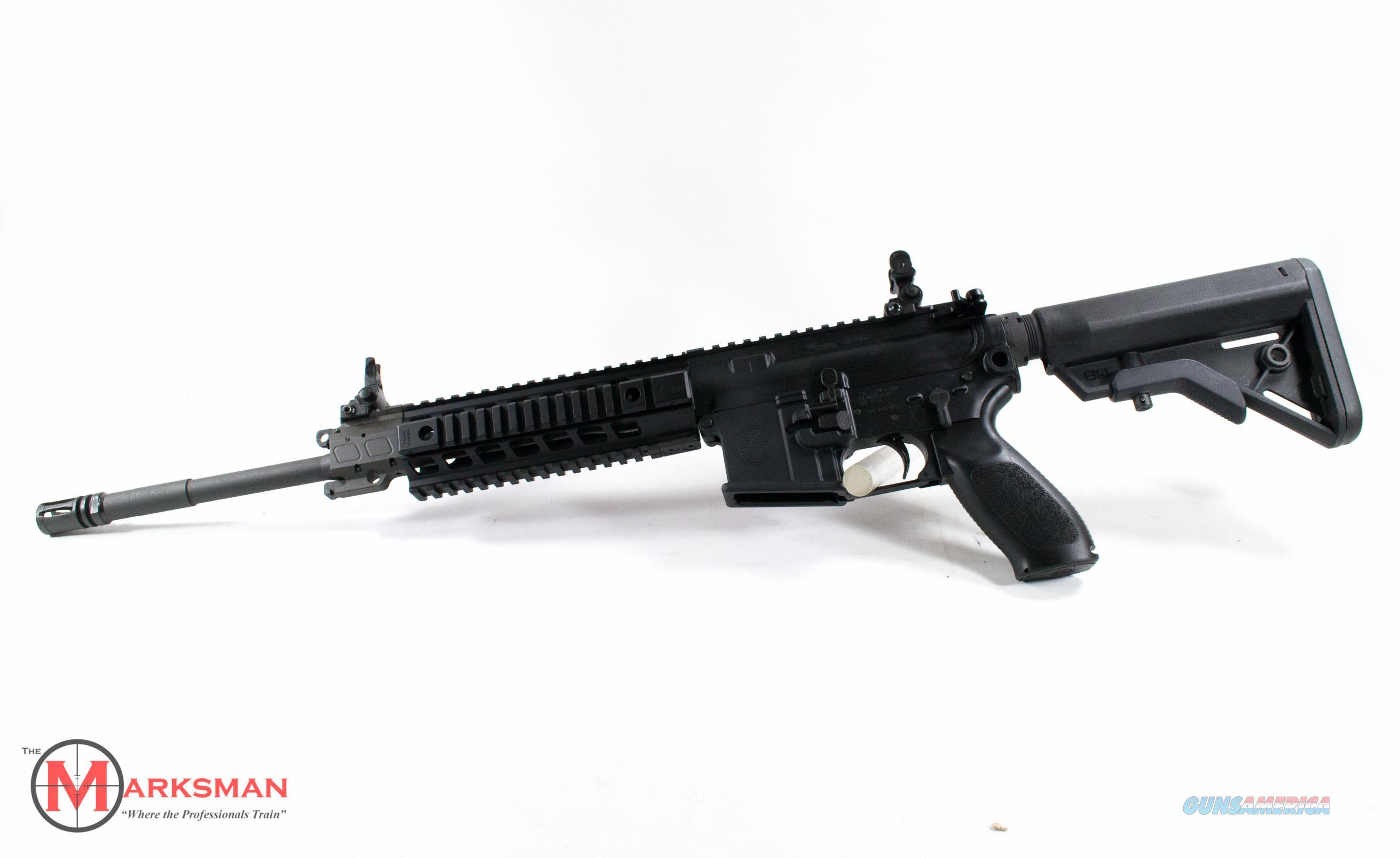 Sig Sauer 516 Patrol 5.56mm NATO NEW Free Shipping  Guns > Rifles > Sig - Sauer/Sigarms Rifles
