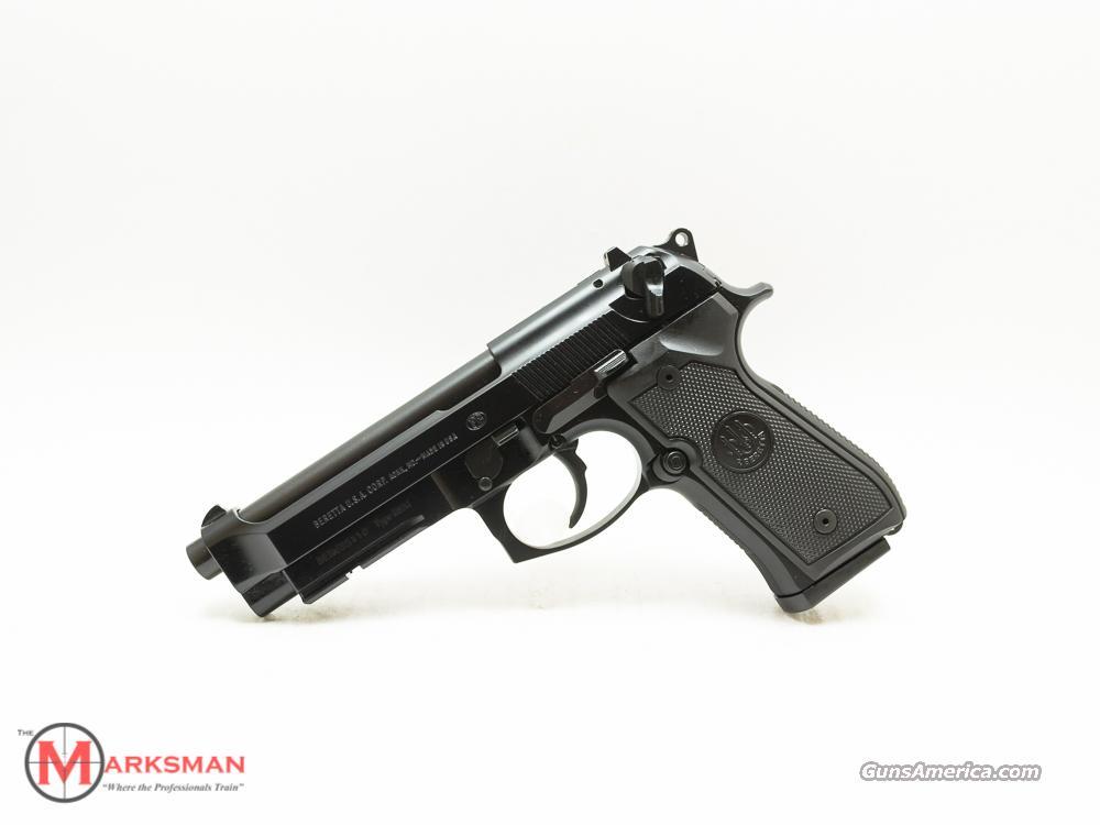 Beretta M9A1 Pistol 9mm NEW Three Magazines  Guns > Pistols > Beretta Pistols > Model 92 Series