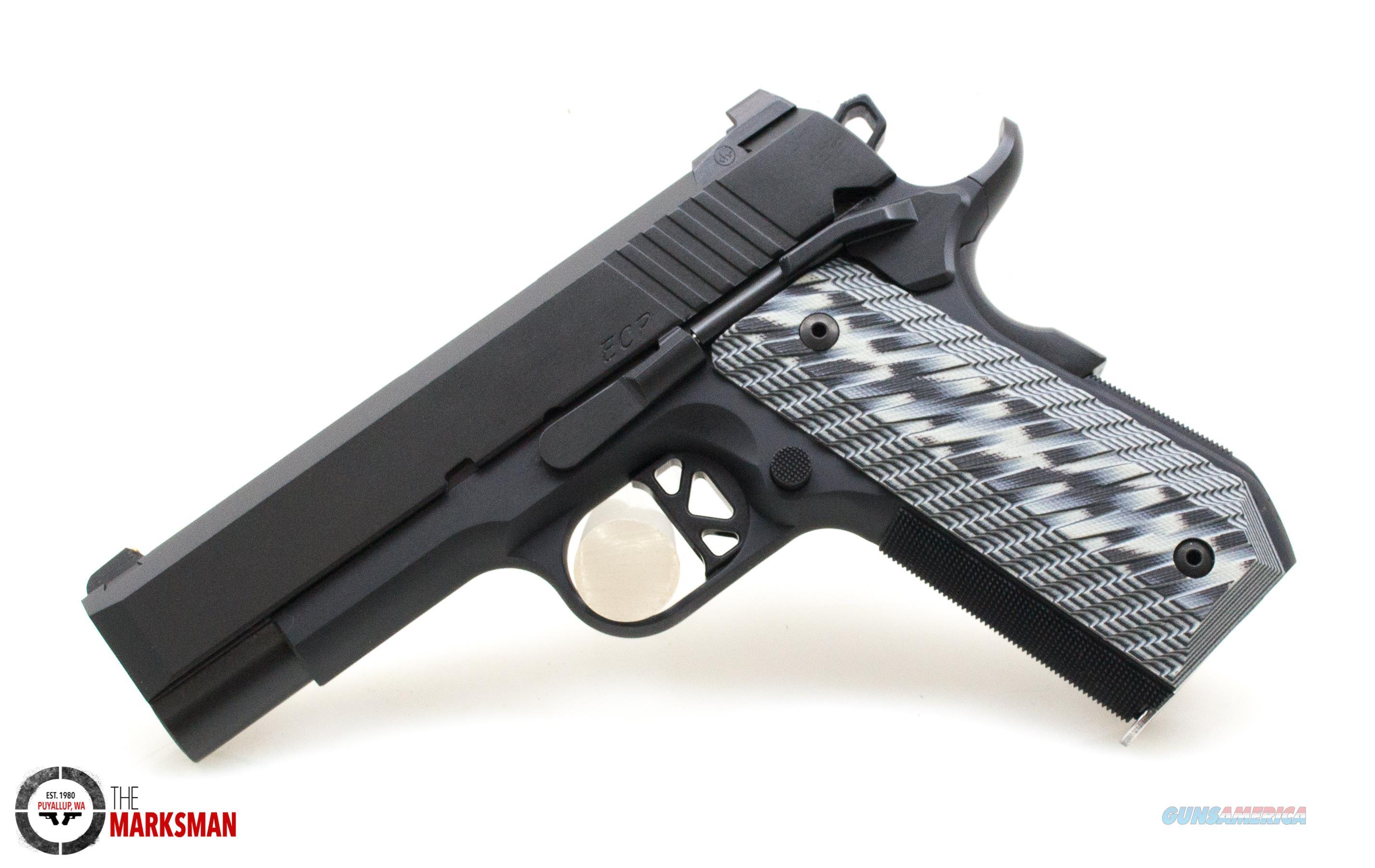 Dan Wesson ECP, .45 ACP NEW 01883  Guns > Pistols > Dan Wesson Pistols/Revolvers > 1911 Style