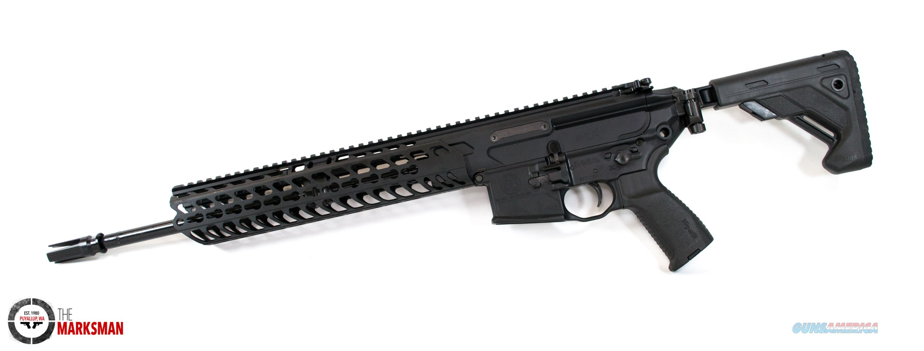 Sig Sauer MCX Patrol, 5.56mm NATO NEW Free Shipping and a ROMEO3 Red Dot Sight  Guns > Rifles > Sig - Sauer/Sigarms Rifles