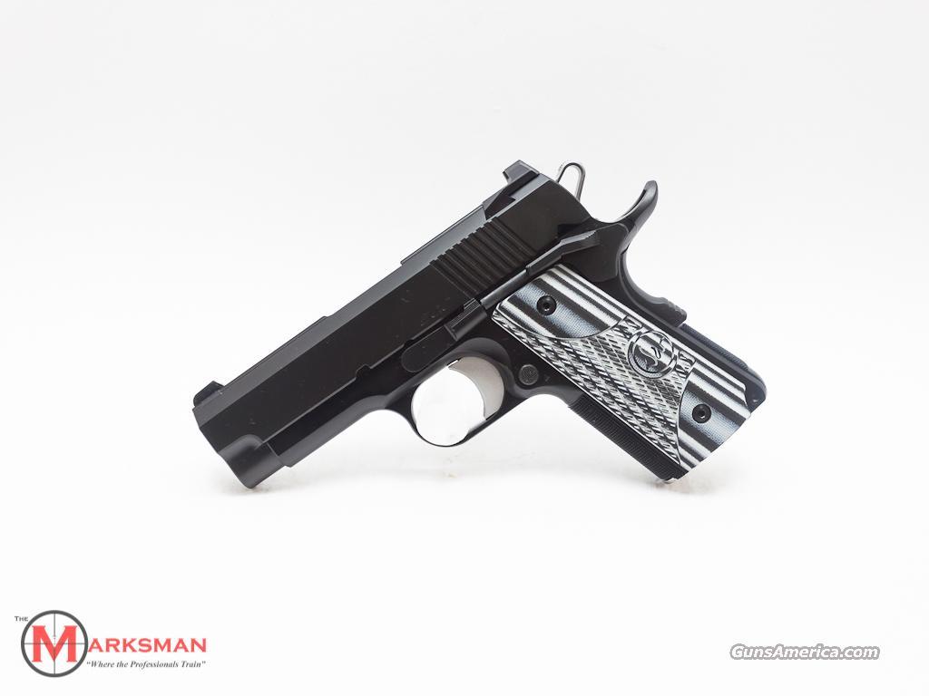Dan Wesson ECO 1911, .45 ACP NEW  Guns > Pistols > Dan Wesson Pistols/Revolvers > 1911 Style
