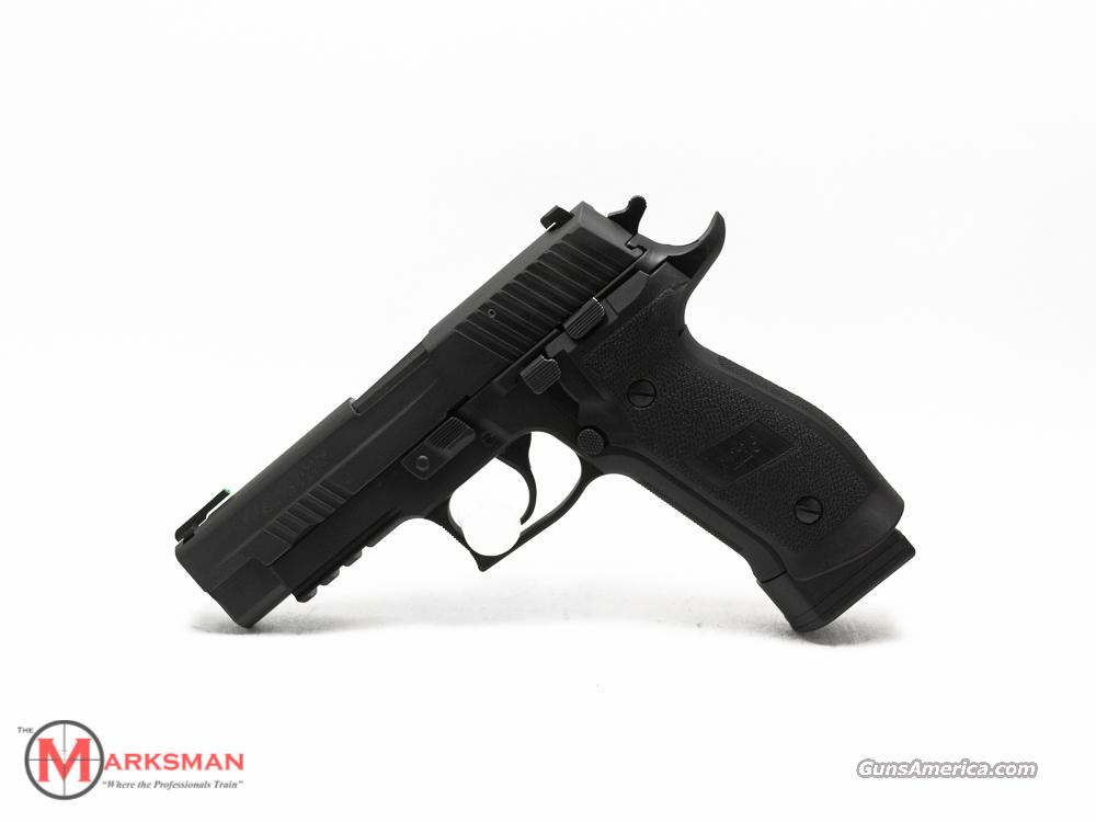 Sig Sauer P226 9mm Tactical Operations NEW Free Shipping  Guns > Pistols > Sig - Sauer/Sigarms Pistols > P226