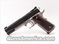 NightHawk Custom Dominator .45 ACP 1911 NEW Bi-Tone  Nighthawk Pistols