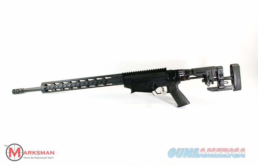 Ruger Precision Rifle .308 Winchester NEW Hybrid Muzzle Brake  Guns > Rifles > Ruger Rifles > Model 77