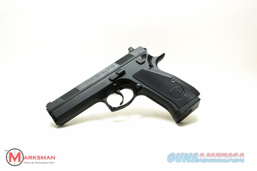 CZ 97 BD, .45 ACP NEW 01416  Guns > Pistols > CZ Pistols