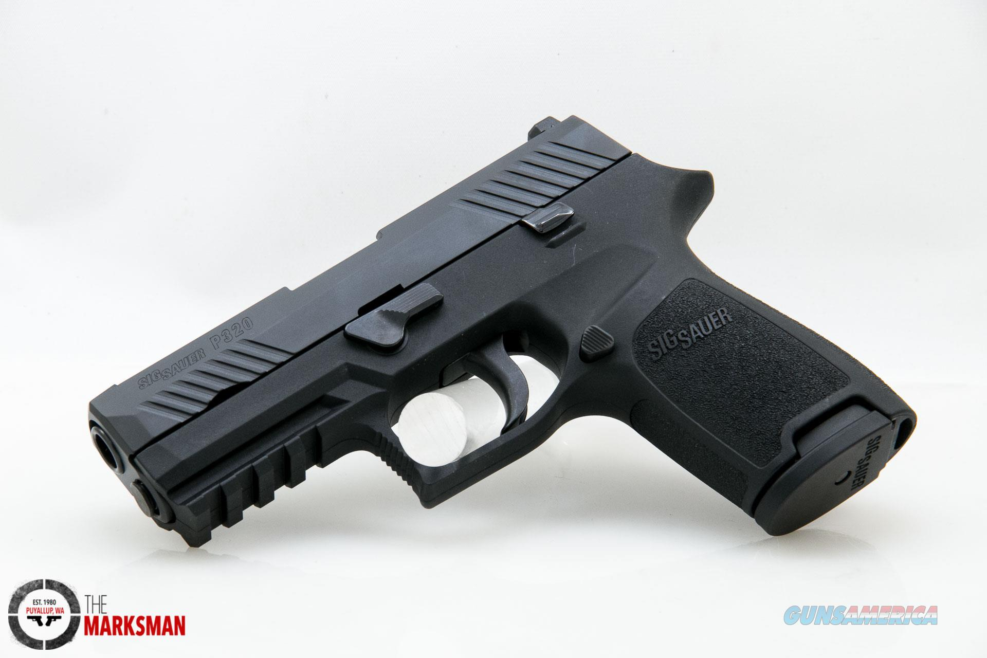 Sig Sauer P320 Compact, .40 S&W NEW Night Sights   Guns > Pistols > Sig - Sauer/Sigarms Pistols > P320