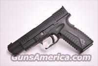 Springfield XDM 45 Competition NEW .45 ACP  Guns > Pistols > Springfield Armory Pistols > XD (eXtreme Duty)