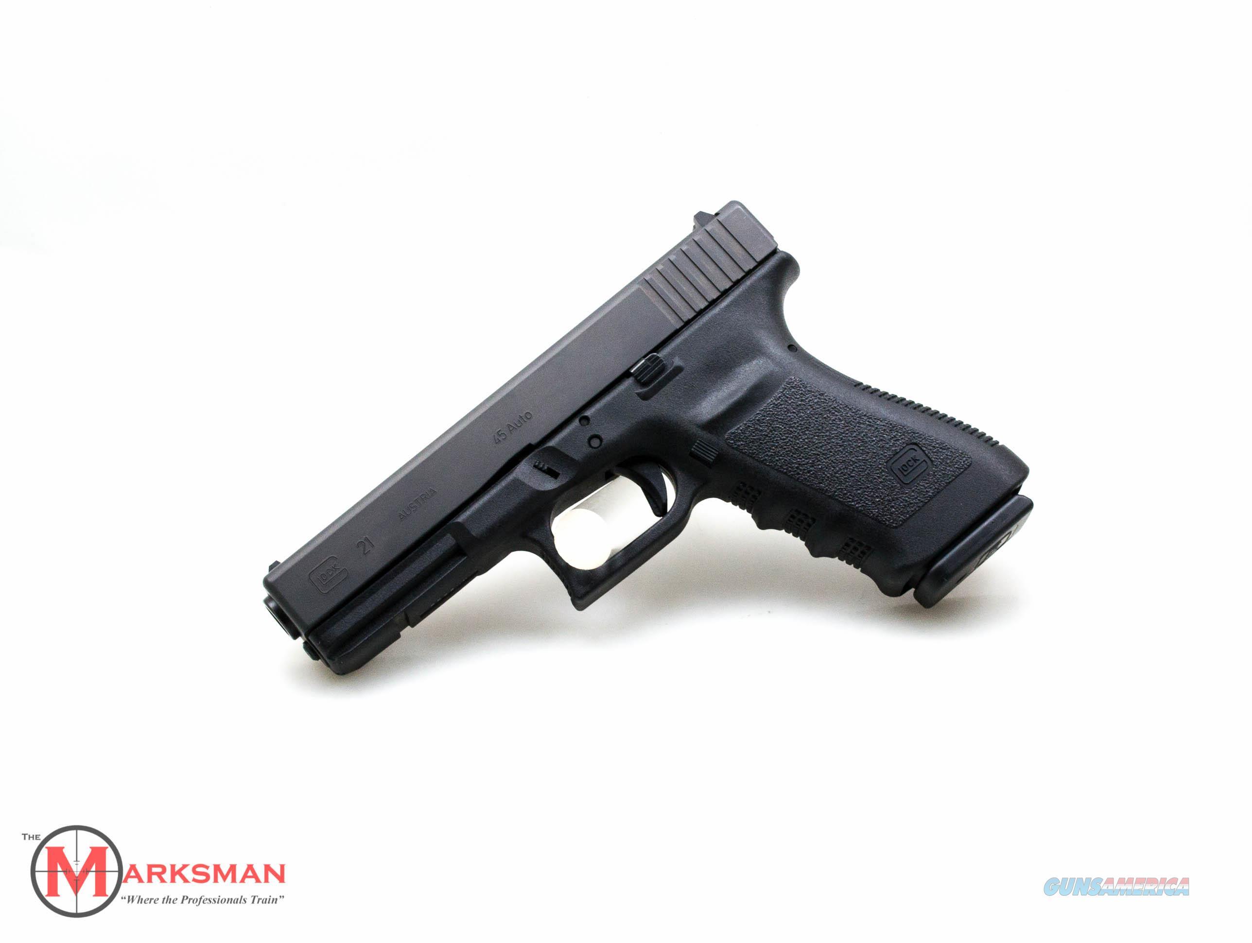 Glock 21SF, .45 ACP NEW G21SF13AUT  Guns > Pistols > Glock Pistols > 20/21