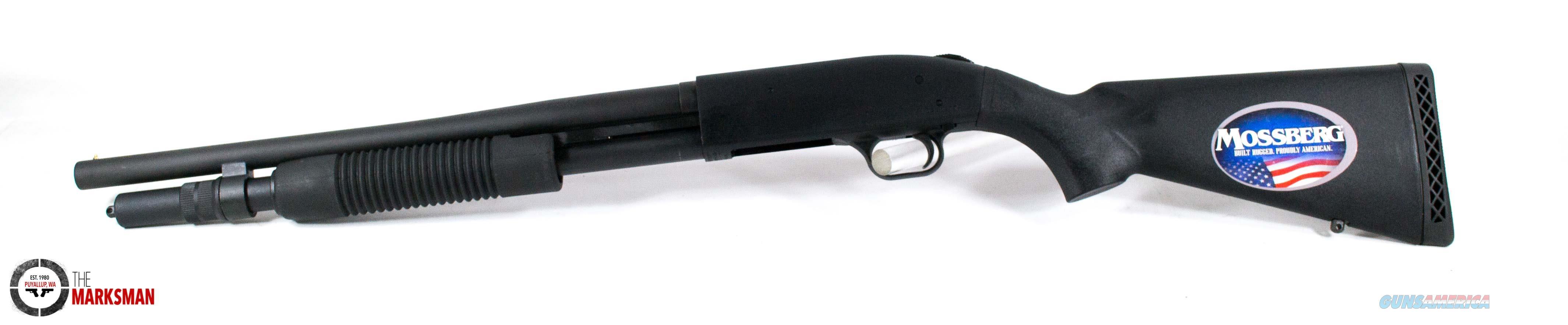 Mossberg 590 12 Gauge NEW 7 Shot 50778  Guns > Shotguns > Mossberg Shotguns > Pump > Tactical