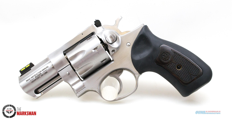 "Ruger Stainless GP100, .357 Magnum/.38 Special, 7 Shot NEW 2.5"" Barrel   Guns > Pistols > Ruger Double Action Revolver > GP100"