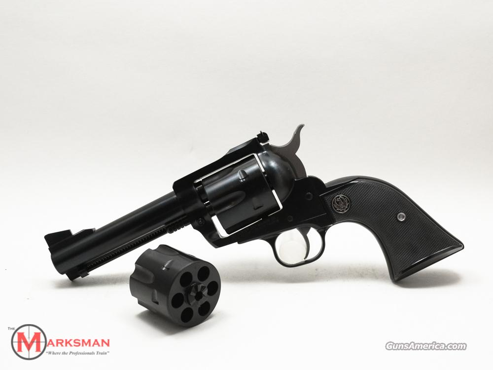 Ruger Blackhawk Convertible .357 Mag NEW 9mm 9 357  Guns > Pistols > Ruger Single Action Revolvers > Blackhawk Type