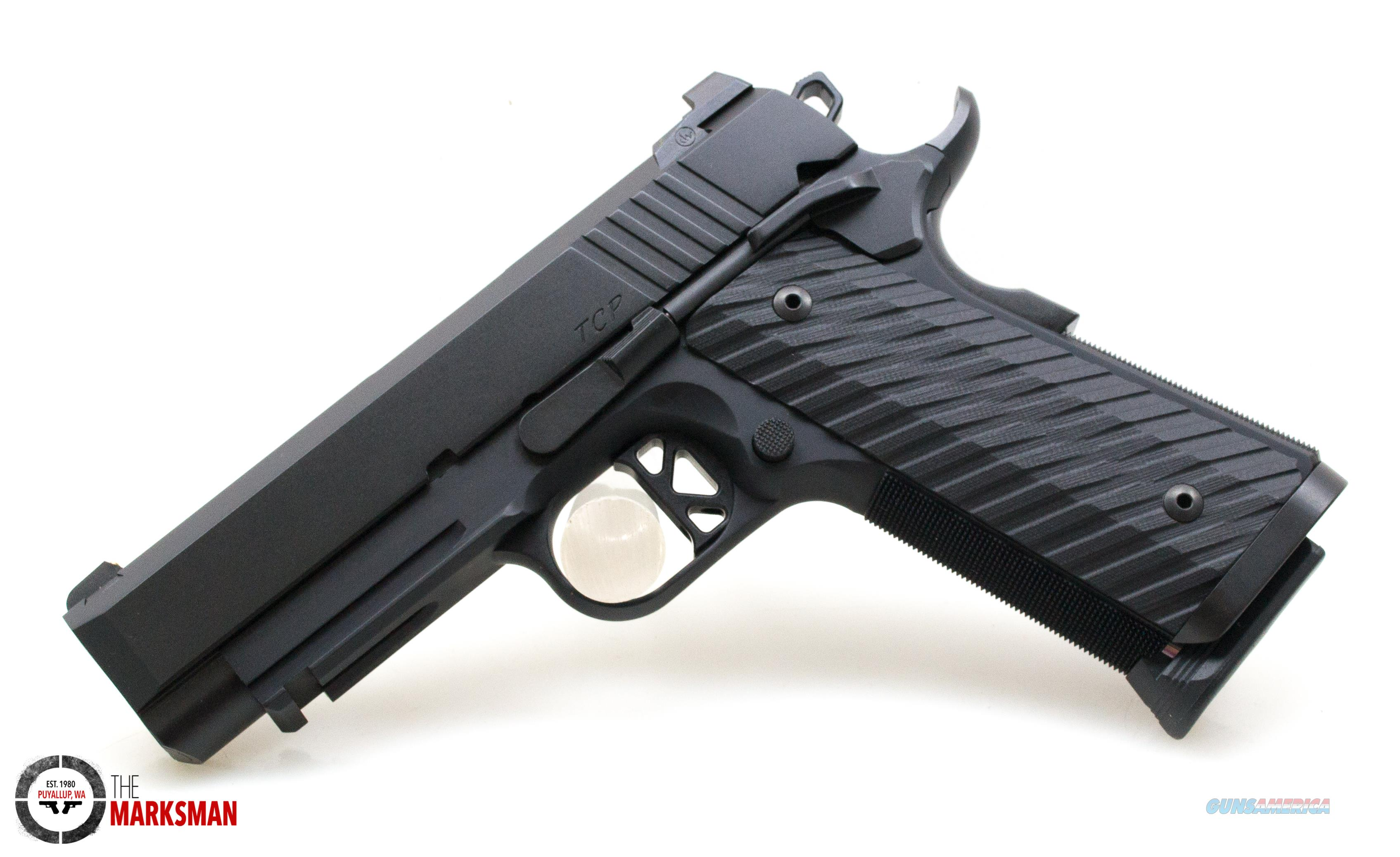 Dan Wesson TCP .45 ACP NEW 01846  Guns > Pistols > Dan Wesson Pistols/Revolvers > 1911 Style