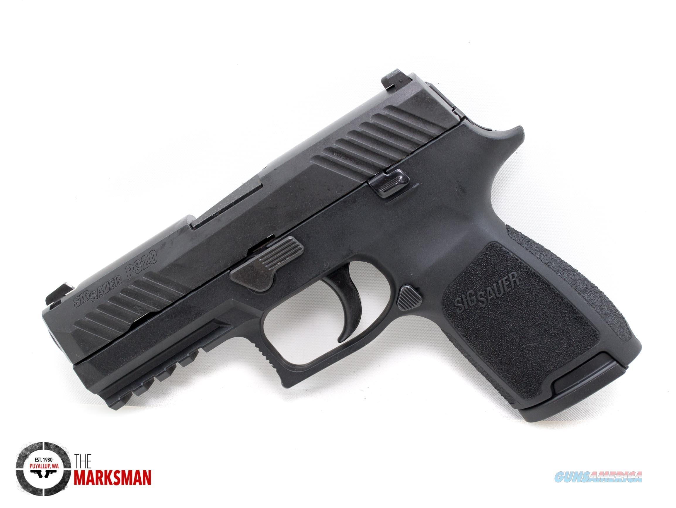 Sig Sauer P320 Compact, .45 ACP NEW Night Sights  Guns > Pistols > Sig - Sauer/Sigarms Pistols > P320