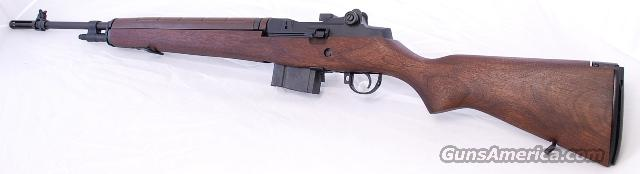 Springfield M1A with Walnut Stock M14 .308  Guns > Rifles > Springfield Armory Rifles > M1A/M14