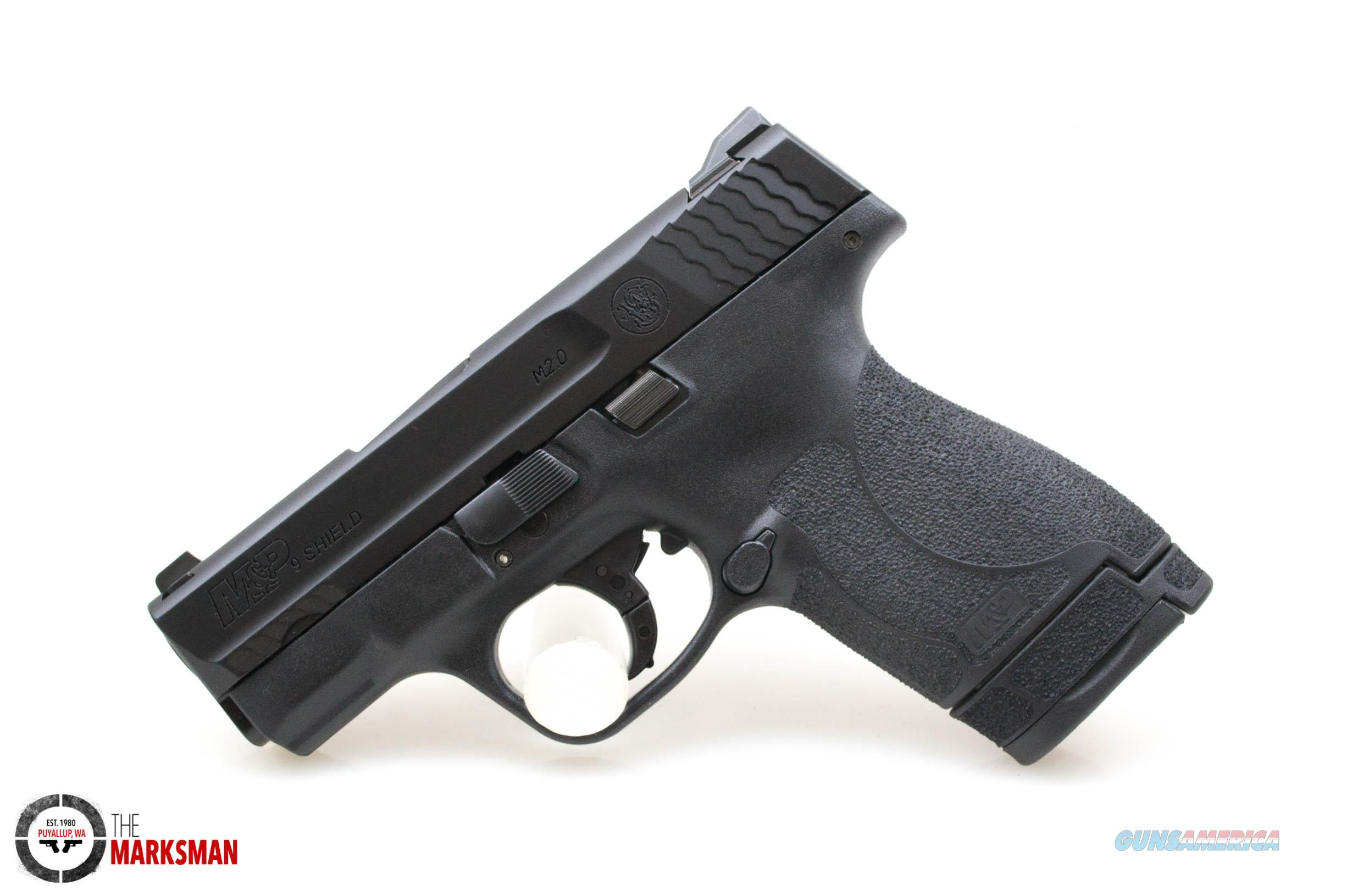 Smith and Wesson M&P9 Shield M2.0, 9mm NEW 11808  Guns > Pistols > Smith & Wesson Pistols - Autos > Shield