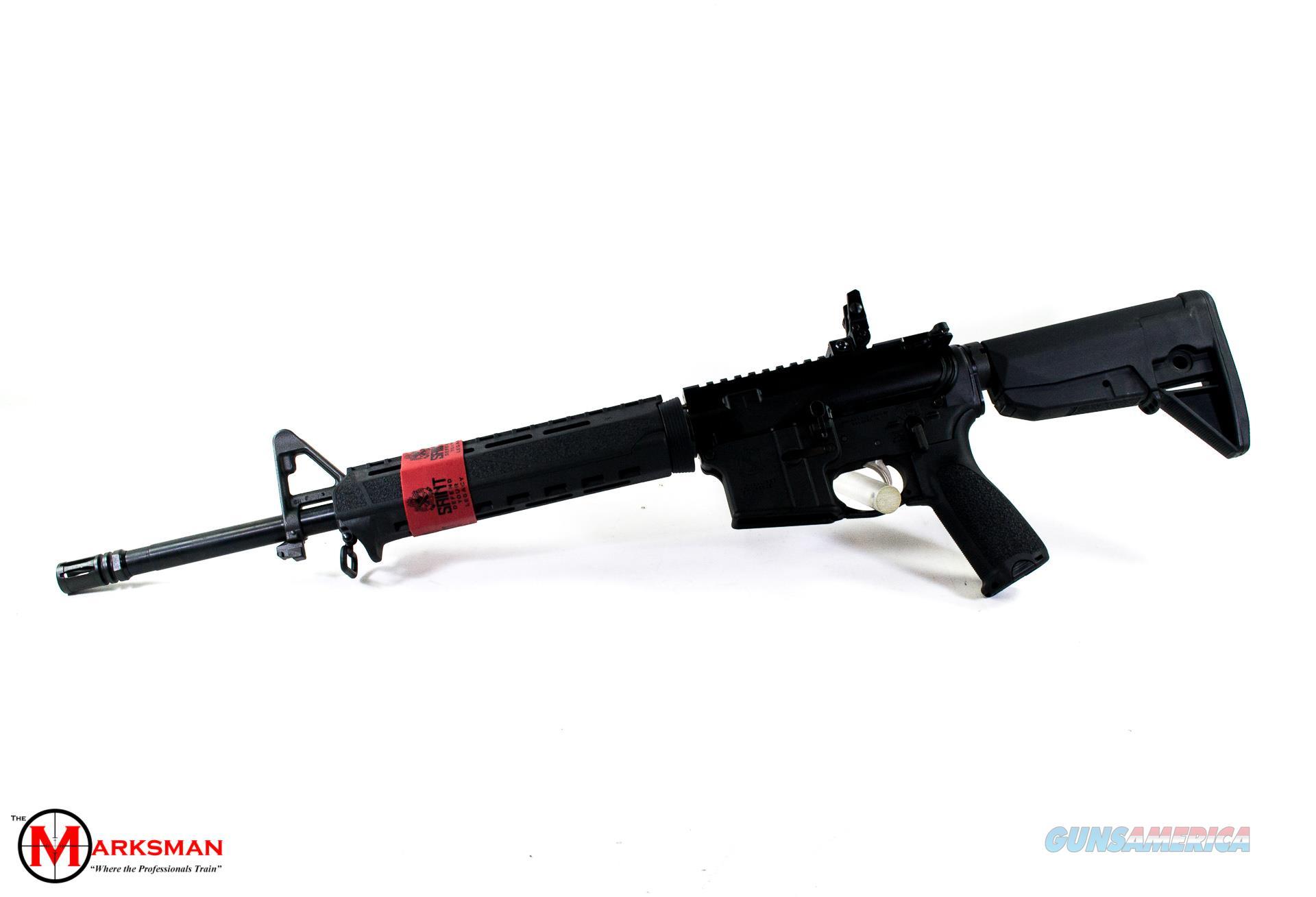 Springfield Armory Saint AR-15, 5.56mm NATO, M-Lok NEW  Guns > Rifles > Springfield Armory Rifles > SAINT