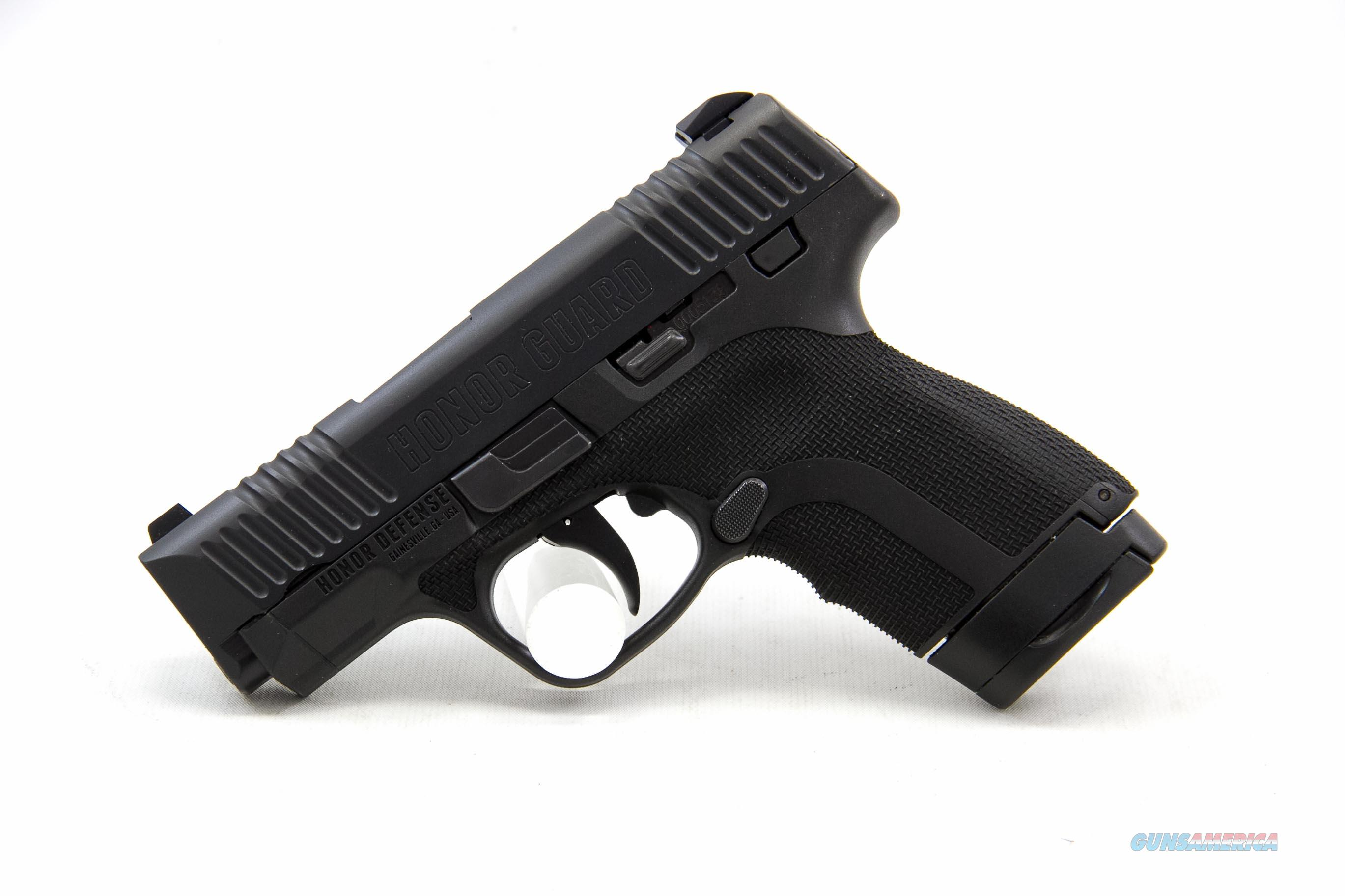 Honor Defense Honor Guard Subcompact, 9mm   Guns > Pistols > Honor Defense Pistols