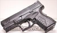 Springfield XDM 40 3.8 Compact 40 S&W  Springfield Armory Pistols > XD-M