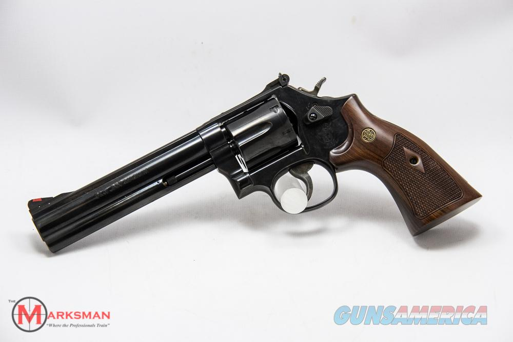 Smith & Wesson 586 .357 Mag NEW 357 686  Guns > Pistols > Smith & Wesson Revolvers > Full Frame Revolver