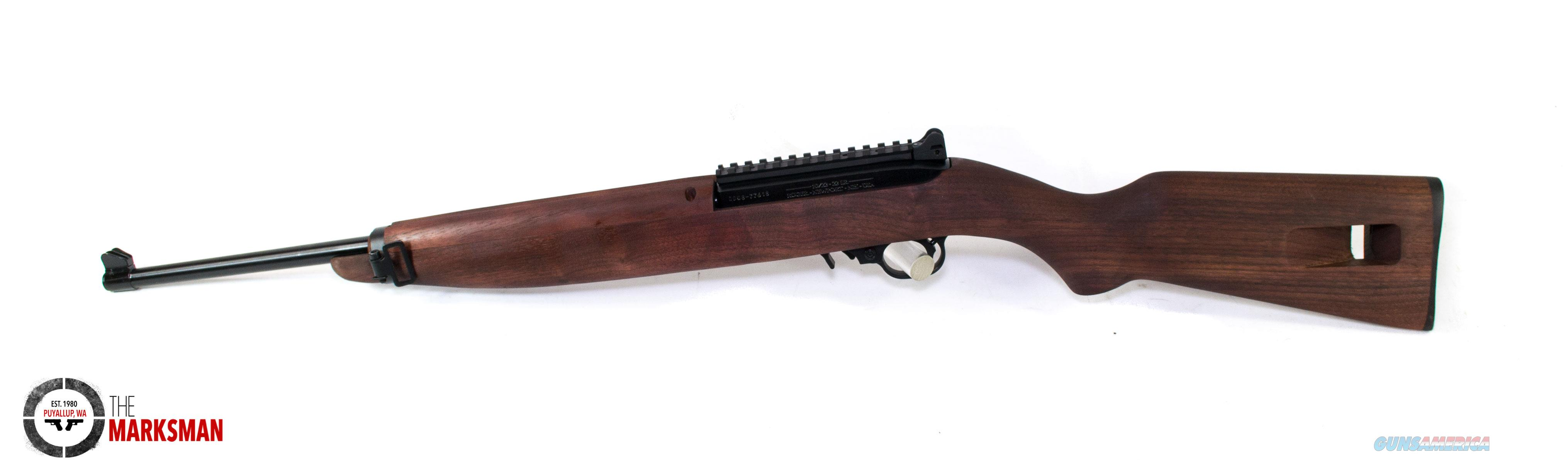 Ruger 10/22 M1 Carbine, .22 lr, Talo Exclusive   Guns > Rifles > Ruger Rifles > 10-22