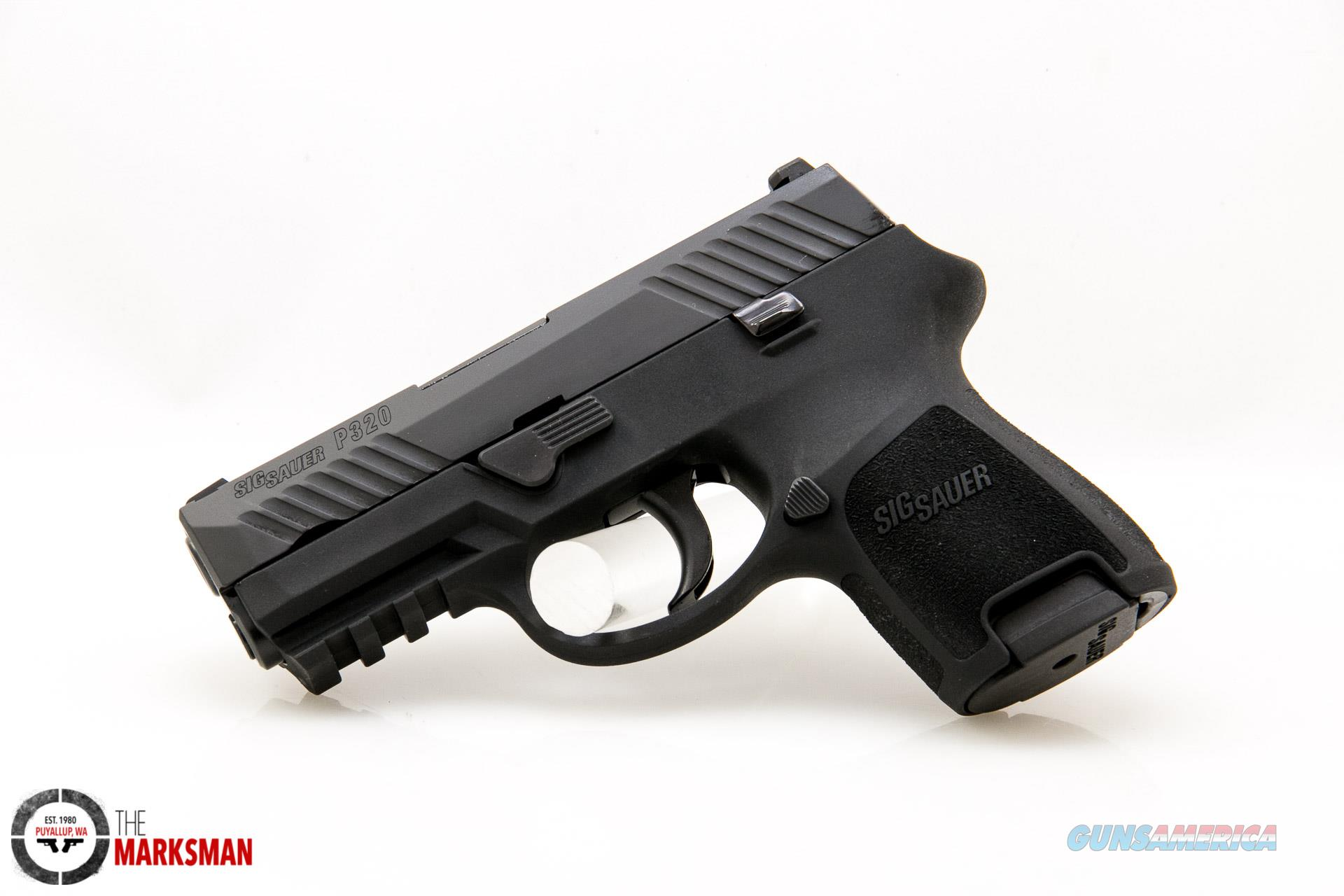 Sig Sauer P320 Subcompact, 9mm NEW Night Sights and Accessory Rail  Guns > Pistols > Sig - Sauer/Sigarms Pistols > P320