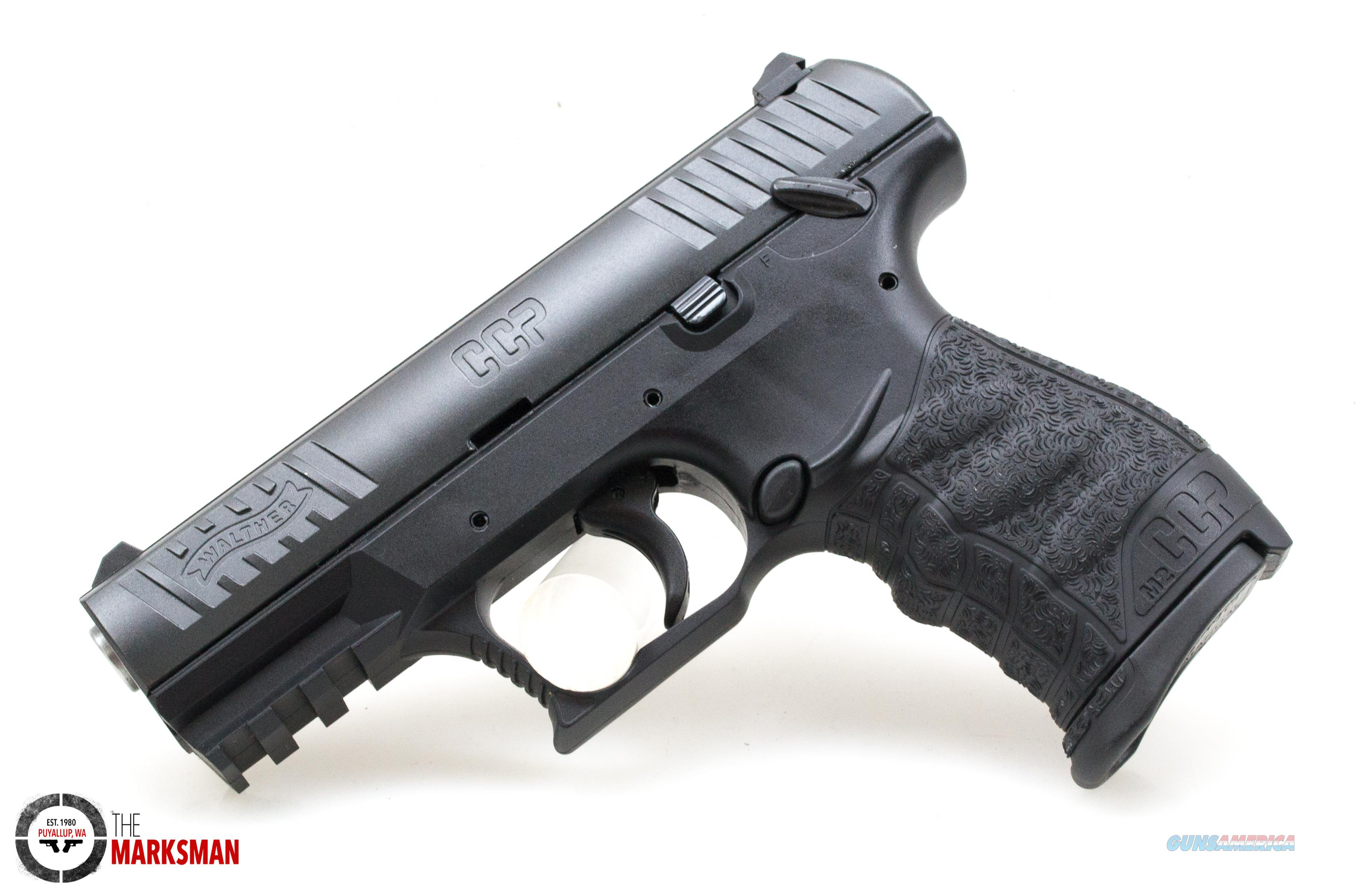 Walther CCP M2, 9mm NEW 5080500  Guns > Pistols > Walther Pistols > Post WWII > CCP