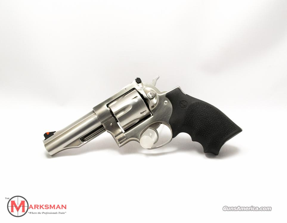 "Ruger Redhawk .44 Magnum NEW 4"" Barrel  Guns > Pistols > Ruger Double Action Revolver > Redhawk Type"