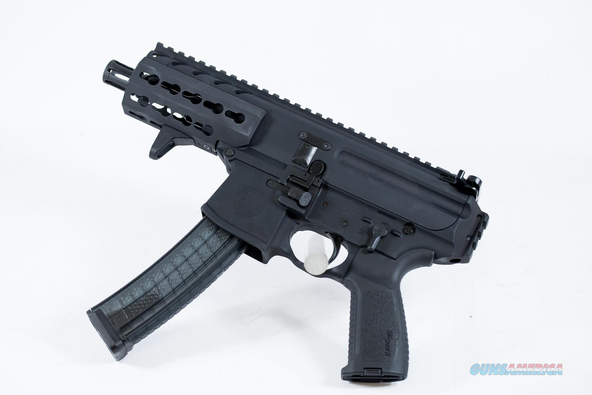 Sig Sauer MPX K Pistol, 9mm NEW Free Shipping  Guns > Pistols > Sig - Sauer/Sigarms Pistols > Other