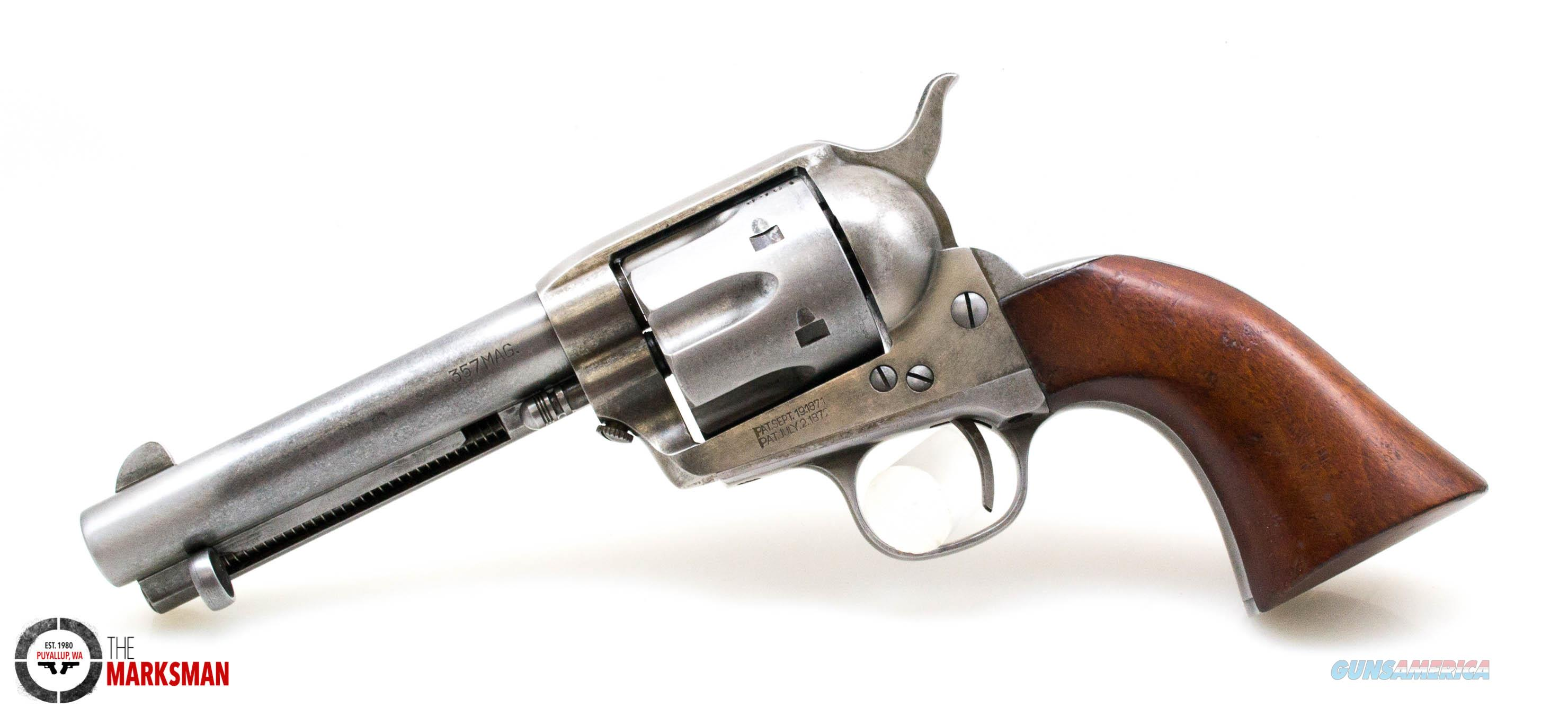 "Cimarron Old Model P, .357 Magnum, 4.75"" Barrel   Guns > Pistols > Cimmaron Pistols"