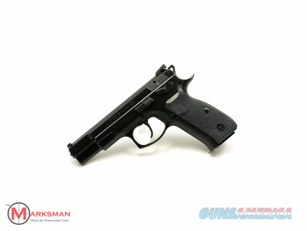 CZ 75 B Omega Convertible, 9mm NEW 91136  Guns > Pistols > CZ Pistols