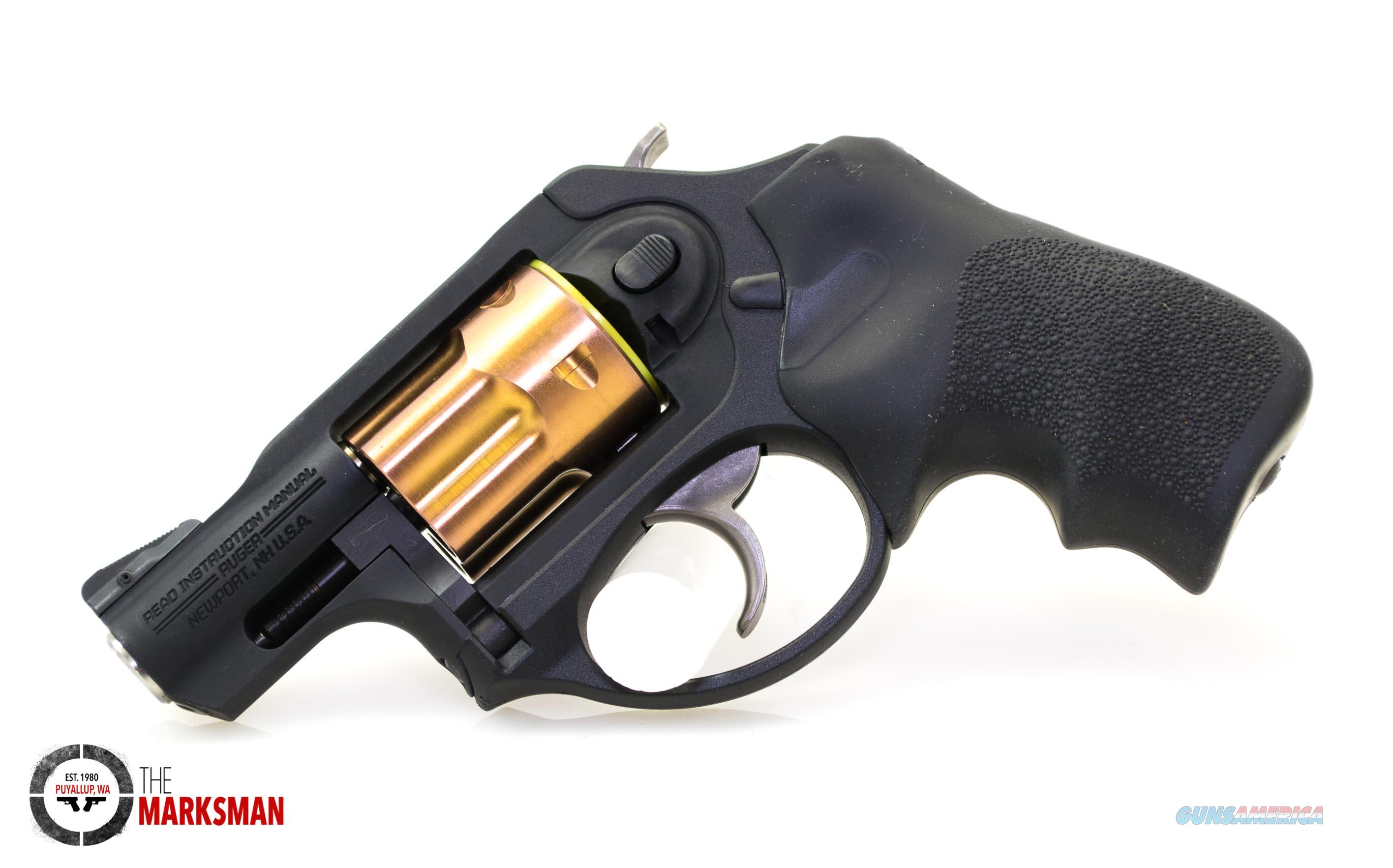 Ruger LCRx, .38 Special +P, Copper Cylinder NEW  Guns > Pistols > Ruger Double Action Revolver > LCR