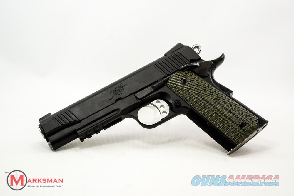 Kimber Custom TLE/RL II 10mm NEW Free Shipping  Guns > Pistols > Kimber of America Pistols
